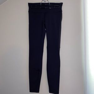 "Lululemon Wunder Under 28"" Low Rise"